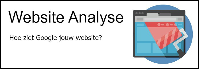 Website analyse